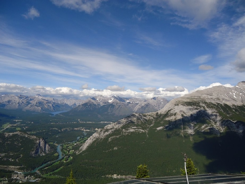 Trip to Banff Canada Review