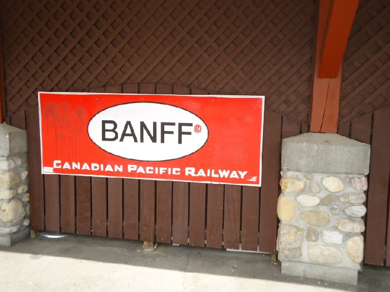 Trip to Banff Canada Photograph