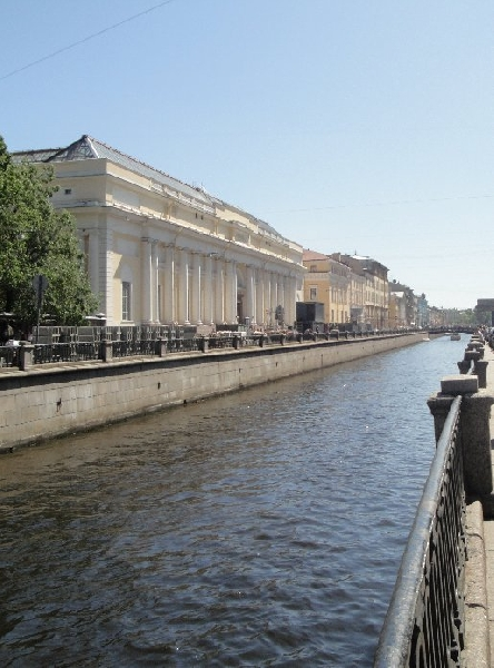 2 Day Stay in St Petersburg Russia Blog Picture