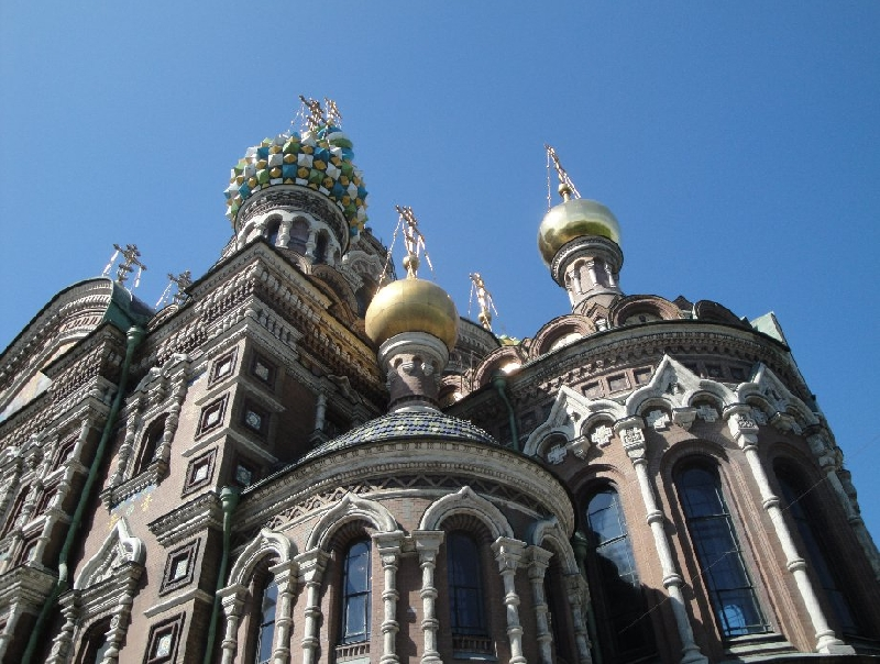 Photo St Petersburg Boat Tours
