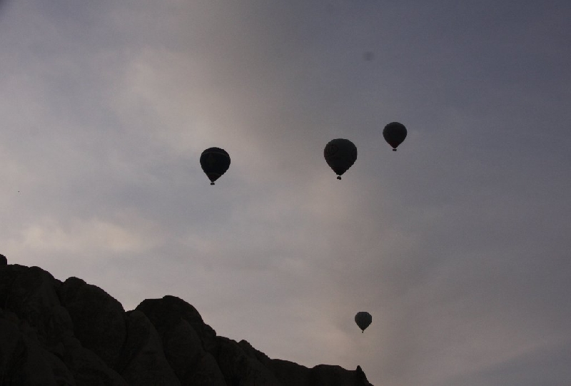 Cappadocia Turkey Balloon Ride Kayseri Review Picture