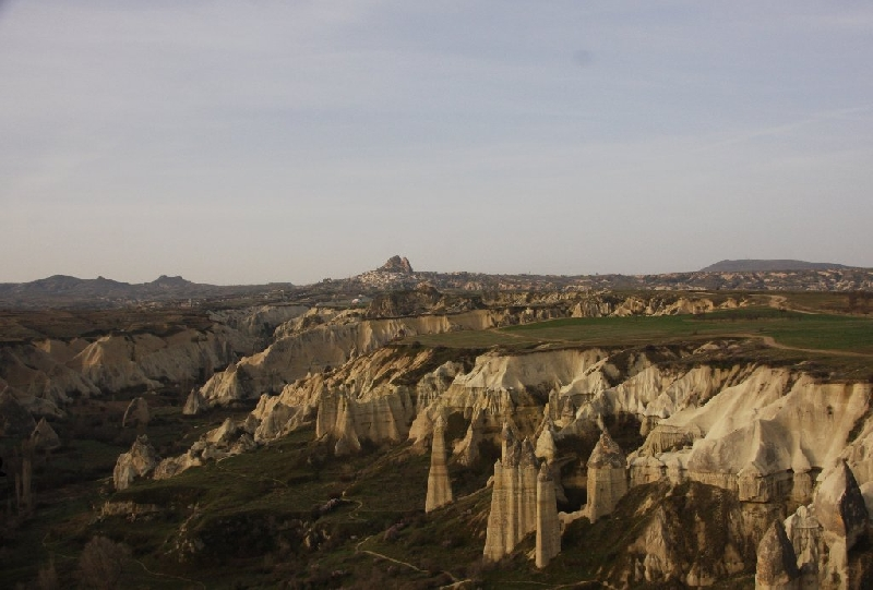 Cappadocia Turkey Balloon Ride Kayseri Adventure
