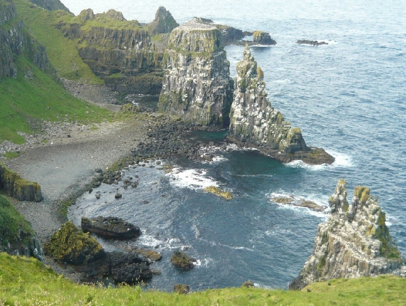 Rathlin Island Ireland Diary Sharing