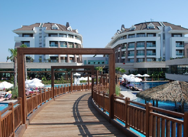 Holiday in Turkey Sherwood Dreams Resort Antalya Travel Gallery