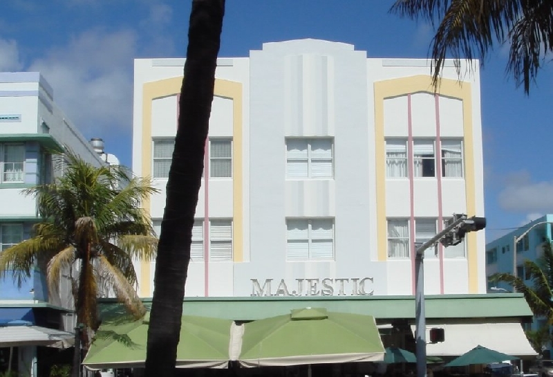 Majestic Hotel South Beach Miami Miami Beach United States Vacation Adventure