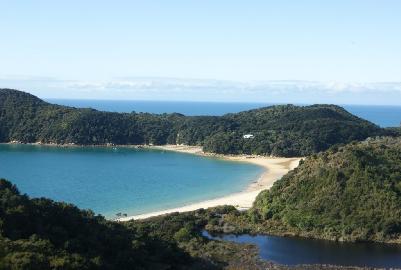 Trip to Abel Tasman Park New Zealand Marahau Story Sharing