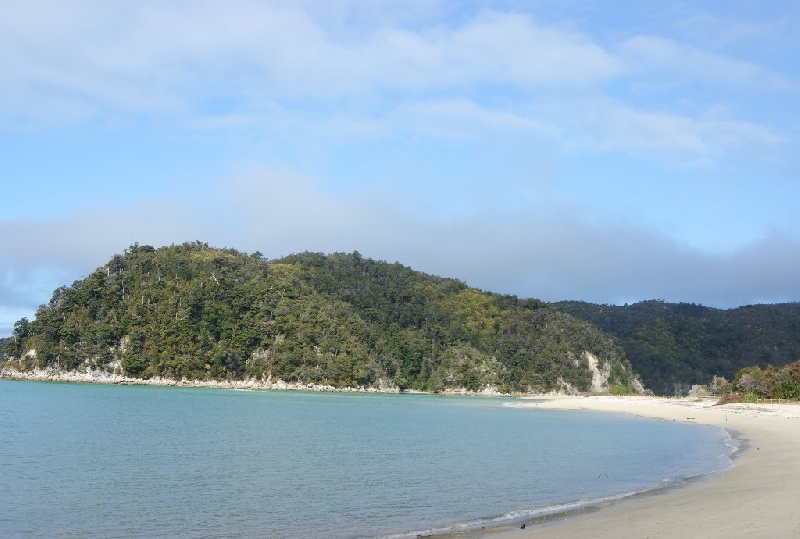 Trip to Abel Tasman Park New Zealand Marahau Blog Experience