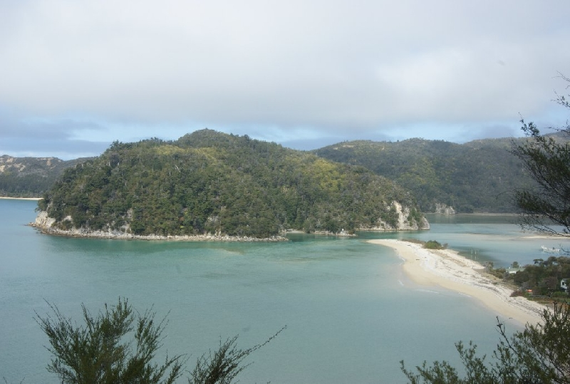 Trip to Abel Tasman Park New Zealand Marahau Travel Blog