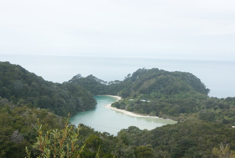 Trip to Abel Tasman Park New Zealand Marahau Vacation