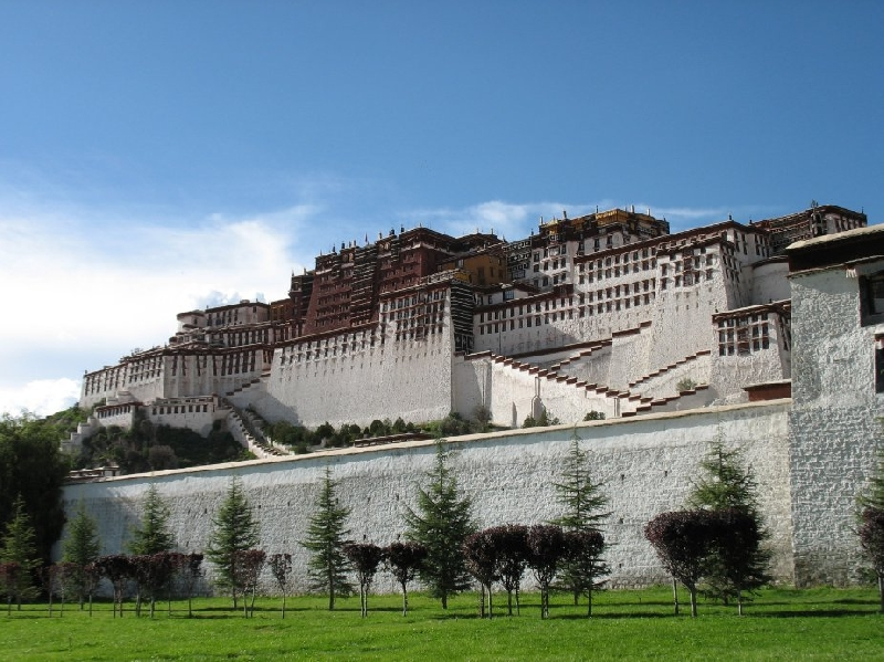 Tibet China Travel Review
