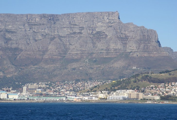 Cape Town Coastline South Africa Trip Review