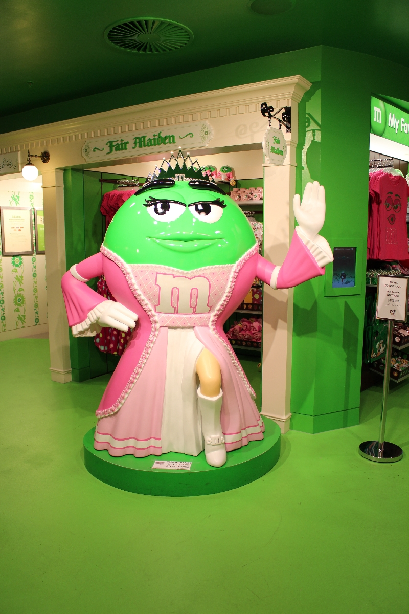M&M World London Things To Do United Kingdom Diary Sharing