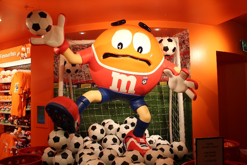M&M World London Things To Do United Kingdom Review Gallery