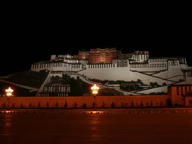 Lhasa China Travel Pictures