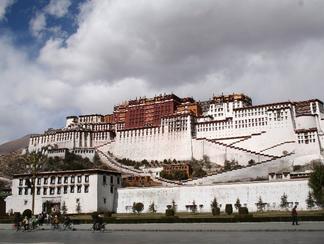 Lhasa China Review