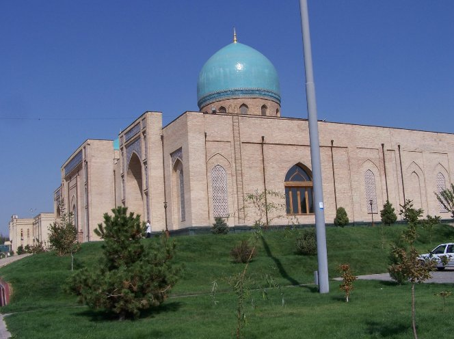 Trip to Tashkent Uzbekistan Vacation Experience