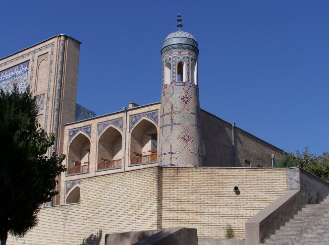 Trip to Tashkent Uzbekistan Travel Gallery