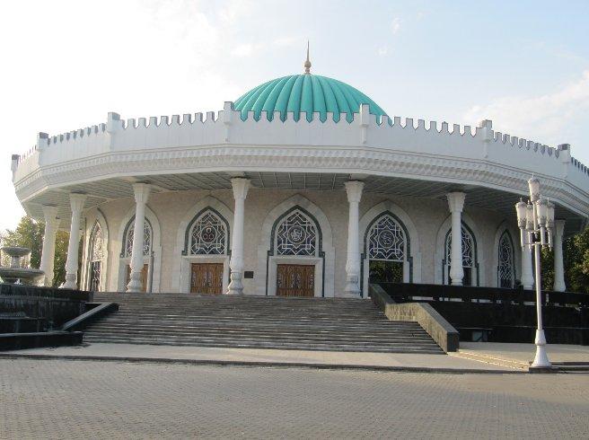 Trip to Tashkent Uzbekistan Information