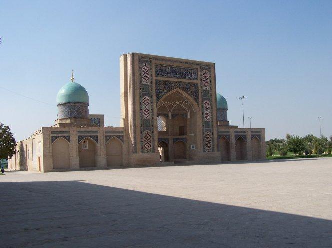 Trip to Tashkent Uzbekistan Blog Experience