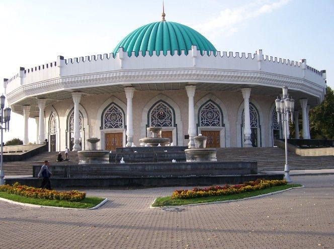Trip to Tashkent Uzbekistan Travel Blog