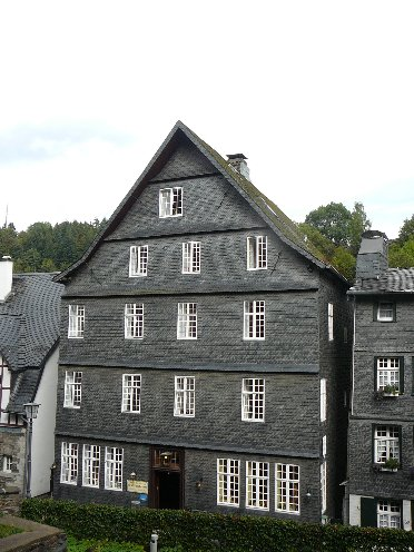 Weekend in Monschau Germany Trip Picture