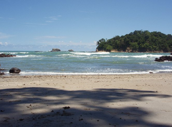 Manuel Antonio National Park and Beaches Quepos Costa Rica Blog Picture