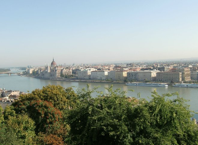 Trip to Budapest Hungary Pictures