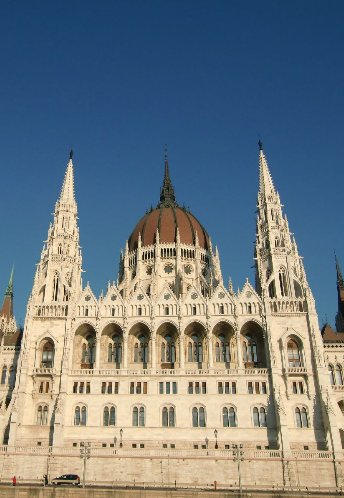 Trip to Budapest Hungary Travel Picture