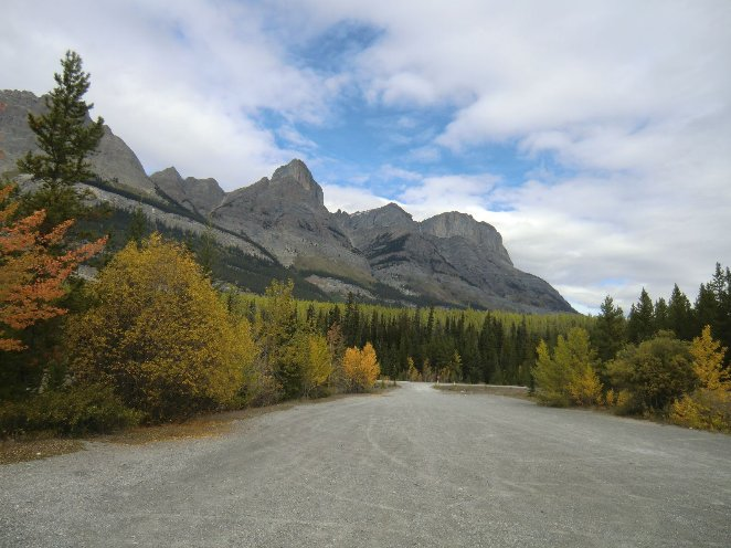 Trip to Banff Canada Review Photograph