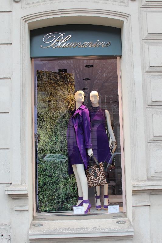 Photo Shopping in Paris