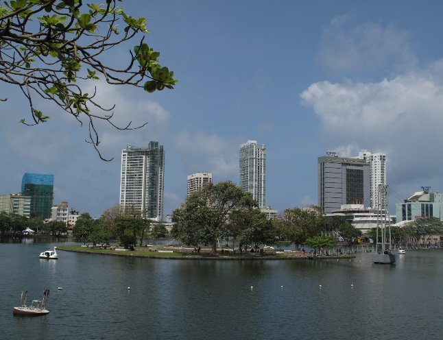 Sightseeing in Colombo Sri Lanka Trip Photographs