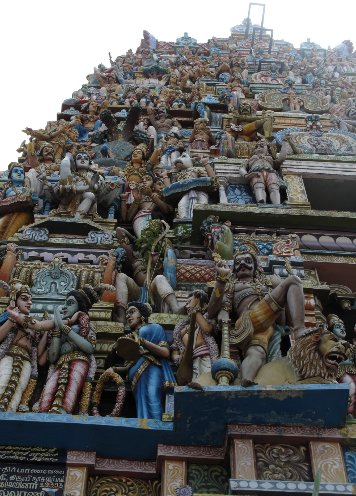 Sightseeing in Colombo Sri Lanka Travel Review