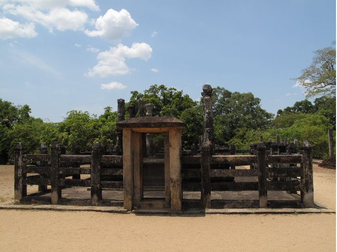 Ancient City Polonnaruwa Sri Lanka Tour Trip Sharing