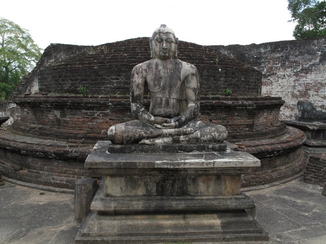 Ancient City Polonnaruwa Sri Lanka Tour Adventure