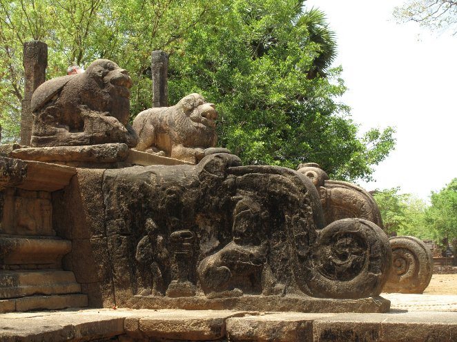 Photo Ancient City Polonnaruwa Sri Lanka Tour