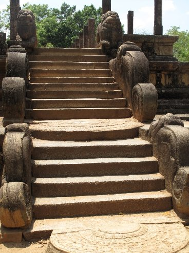 Ancient City Polonnaruwa Sri Lanka Tour Holiday