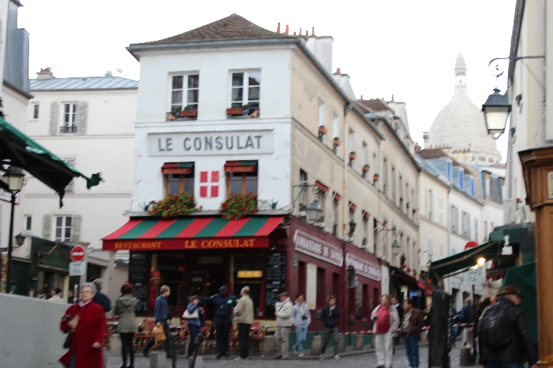 Champs-Elysées Paris France Blog