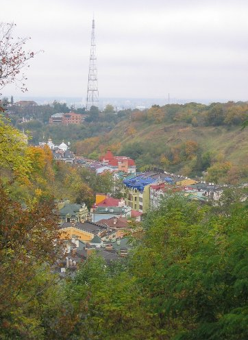 Kiev Ukraine Travel Information