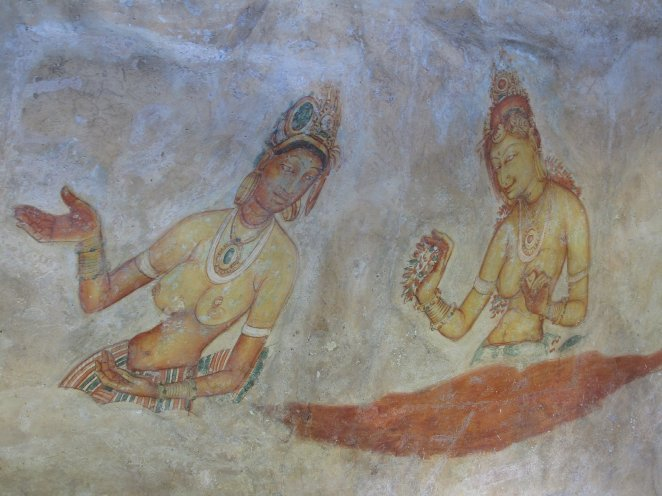 Sigiriya Sri Lanka Review Photograph