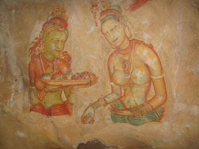 Trip Sigiriya Sri Lanka Diary Experience