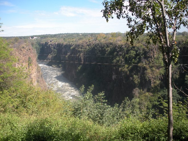 Photo Victoria Falls Zimbabwe