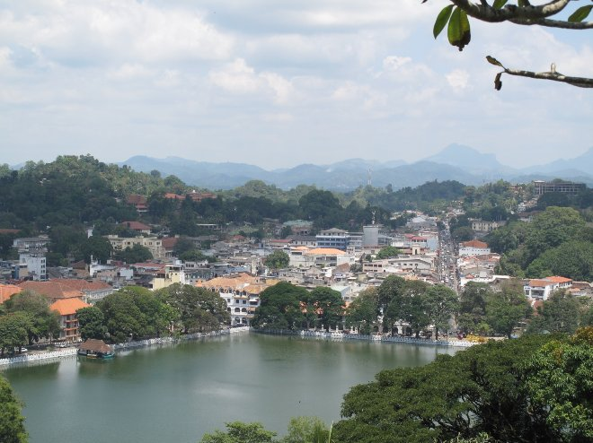 Kandy Sri Lanka Holiday Review