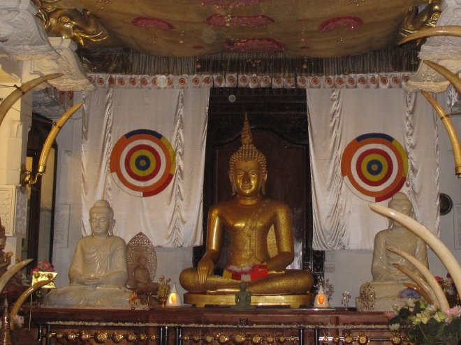 Kandy Sri Lanka Temple Tour Trip Guide
