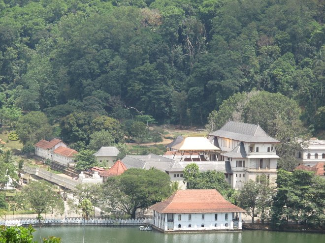 Kandy Sri Lanka Temple Tour Diary Photography