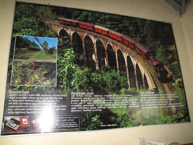 Bandarawela Sri Lanka by Train Travel Album