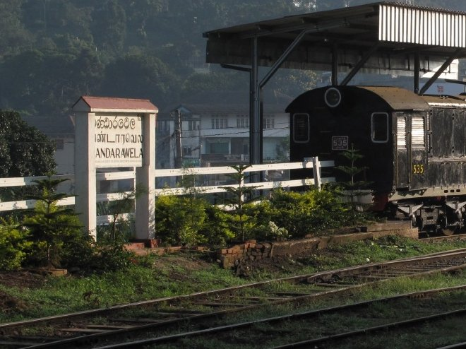 Bandarawela Sri Lanka by Train Blog Photo