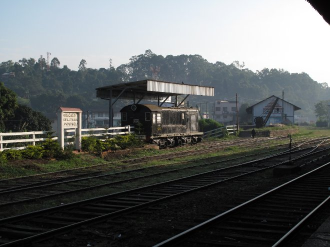 Bandarawela Sri Lanka by Train Vacation Diary