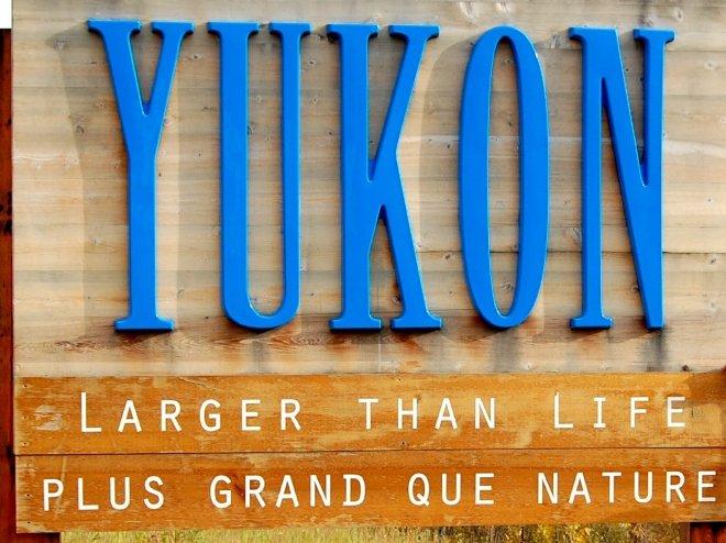 Whitehorse Canada Yukon Camping Trip Trip Adventure