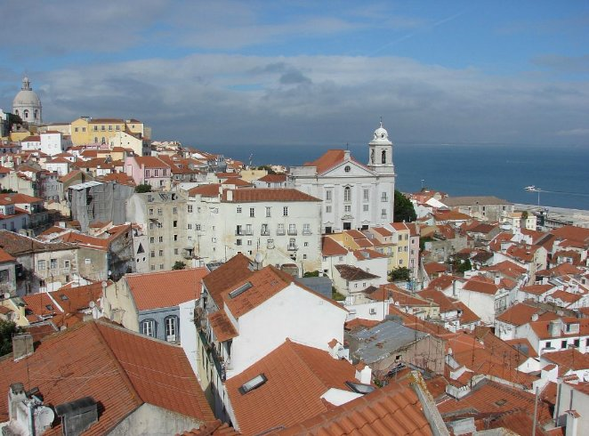 Weekend in Lissabon Lisbon Portugal Holiday Adventure