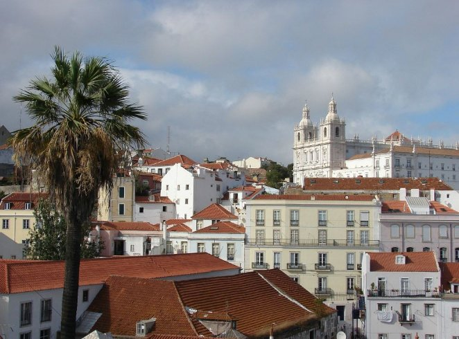Weekend in Lissabon Lisbon Portugal Travel Picture
